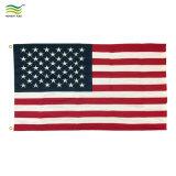 Tejido de poliéster Super 120gsm bandera de Estados Unidos EE.UU.