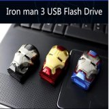Iron Man masque disque lecteur Flash USB USB 2.0