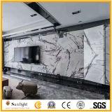 벽 마루 또는 부엌 또는 목욕탕 또는 호텔 디자인을%s 이탈리아 얼음 비취 대리석 석판