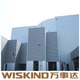 Q345 Большой Span стальные конструкции для изготовления строительных материалов