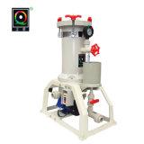 Chapado de líquido químico Filtro de la lejía de filtro de níquel químico
