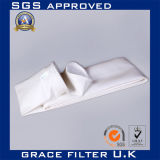 Membrana de PTFE Filtro de fieltro con aguja telas PTFE
