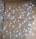 Casa con LED impermeable hermosas Luces cadena personalizada