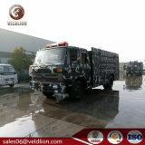 Marca cinese Dongfeng 4X4 fuori dal camion con 5, di lotta antincendio della strada serbatoio di acqua 000L