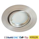 IP44 Empotrables Luz orientable Downlight LED de iluminación de techo