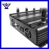 Universal 12 ajustable de antenas WiFi GPS VHF UHF Lojack 2G 3G 4G todas las bandas (SYF Señal Jammer Blocker-900)