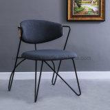 Novo design da perna de Metal Armless Restaurante cadeira estofada (SP-LC280)