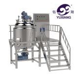 Le estetiche lavorano il serbatoio alla macchina mescolantesi di lavaggio del liquido della mescolatrice