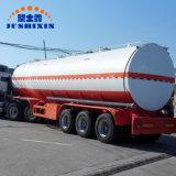ディーゼル45000リットルの炭素鋼オイルのまたは燃料軽油またはガソリンジェット機または半燃料タンクまたはタンカーのトレーラー