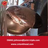 01-51 estremità servita coperchio materiale non ferroso speciale delle coperture di trattamento termico con 2400mm*8mm di borsatura