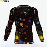 Abbigliamento Sportivo 5xl All'Ingrosso Abbigliamento Atletico Camicia A Compressione Personalizzata