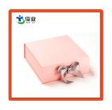 Caja de regalo personalizados de papel resistente al agua con una cinta de embalaje