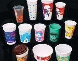 Stampatrice di plastica della tazza di alta qualità