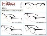 Wenzhou Higo Tr90の物質的な高品質の光学フレームの在庫