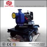 Pompa ad acqua diesel di irrigazione agricola di 6 pollici