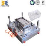 Fabricantes de moldes de injetoras de PP para o plástico do molde chinês caixa de volume de negócios