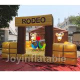 Toro de Rodeo mecánico inflables en venta