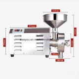 L'acier Stainlesss Grain de sel poivre moulin à grains de café machine