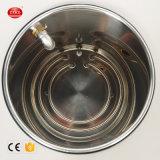 Bagno poroso superiore dell'olio dell'acciaio inossidabile del laboratorio