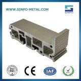Personalizar el perfil de aluminio Industrial mecanizado con taladro