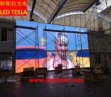 Faible consommation électrique SMD P6 Indoor plein écran LED de couleur de la publicité