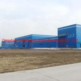 Hapy 중국에서 강철 구조물 조립식 공장