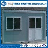 Camera del contenitore del rifornimento della Cina per il campo di lavoro con la cucina/toletta/clinica/ospedale
