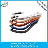 Hardware, pezzi meccanici anodizzati variopinti di CNC per gli accessori del motociclo