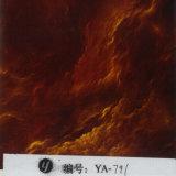 Ширина Yingcai 0.5m большинств популярная водорастворимая пленка печатание перехода воды пленок