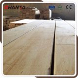 Aufbau-Furnierholz-Pappel-Kiefer LVL-Baugerüst-Planke