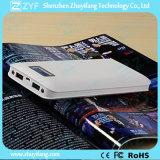 côté externe d'alimentation par batterie du chargeur 18000mAh portatif avec l'Afficheur LED (ZYF8084)
