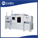 로더와 언로더를 가진 PCB Qr 부호 Laser 표하기 기계