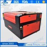 Gravador do laser do CO2 para a máquina de estaca acrílica da gravura do laser (FMJ1390)