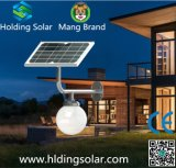 Acier inoxydable Monocrystal LED Solar Light for Garden