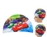 De Auto's die van Lycra GLB voor de Jongen & het Meisje van de Jonge geitjes van Kinderen zwemmen