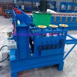 Chapa de aço que aplaina a máquina com corte e corte do dispositivo