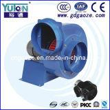 Fc faible bruit de l'avant du ventilateur de ventilation d'échappement centrifuge incurvée