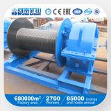 20ton 10m/Min langsame elektrische Handkurbel, Boots-Handkurbel
