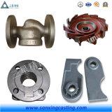 Partes del cuerpo de la válvula del bastidor de inversión del acero inoxidable del acero de carbón del OEM