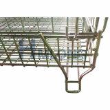 Пакгауз штабелируя контейнер ячеистой сети используемый для хранения вина