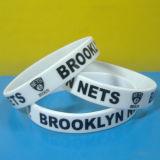 Braccialetto di seta del silicone di stampa, Wristbands del silicone della stampa