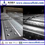 Scaffolding d'acciaio Platform Plank Walk Board su Selling Galvanized Surface