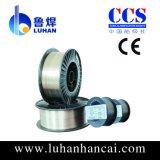 1.2mm alambre con núcleo de fundente de soldadura con gas CO2 soldadura E71T-1
