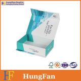 Коробка хранения магнитной крышки нестандартной конструкции бумажная упаковывая