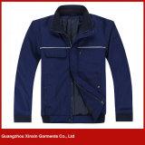 人の冬(W88)の長い袖作業服装のユニフォーム