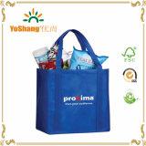 Sac de shopping promotionnel artisanal écologique, sac non tissé, sac à provisions non tissé