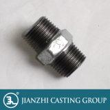 Formbares Eisen-Rohrfitting-Nippel