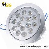 Luz de techo de DL1W15 LED Downlight/LED