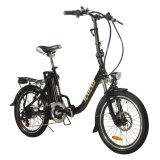 Globalmente Li-Battery populares de bicicletas eléctricas de dobragem (JB-NDT08Z)