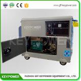 Groupe électrogène préféré par propriétaire blanc d'essence de couleur